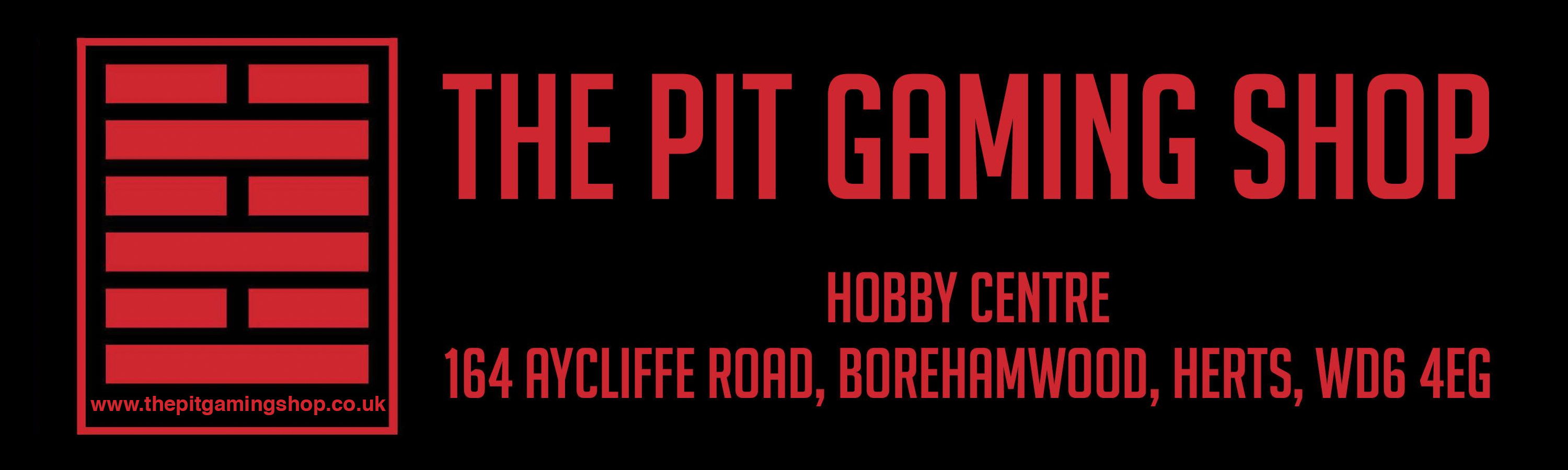 The Pit Gaming Shop