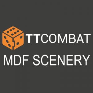 MDF Scenery
